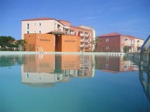 Appartementen achterzijde vakantie-huis-frankrijk-aan-zee