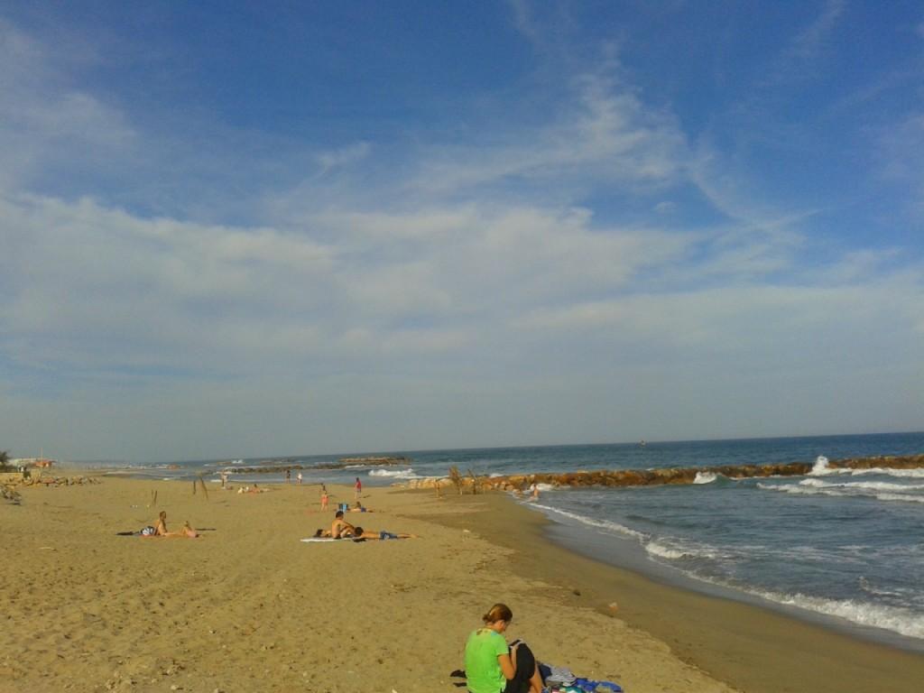 Barcarés strand vakantiepark-zuid-frankrijk