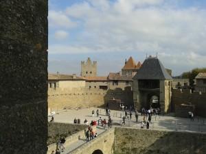 Carcassonne La Cité vakantievilla-huren-zuid-frankrijk