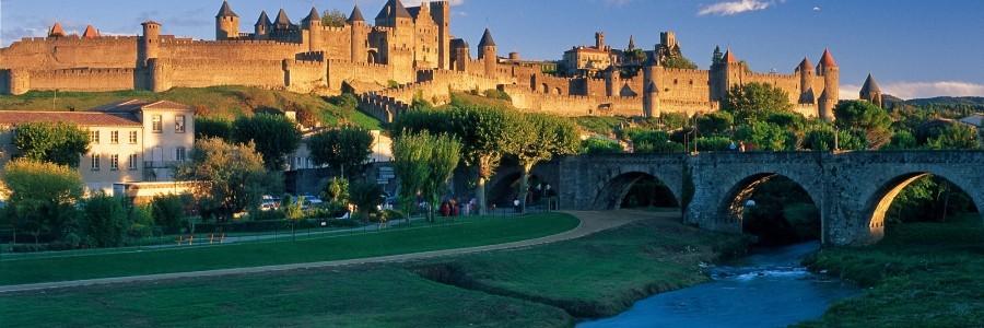 Carcassonne vakantie-zuid-frankrijk