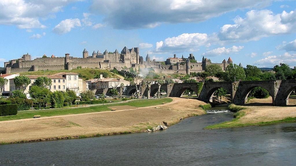 Carcassonne vakantievilla-huren-zuid-frankrijk