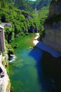 Laguedoc Roussillon bungalowpark-frankrijk